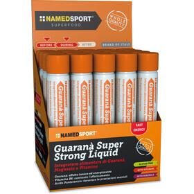 NAMEDSPORT Energy Shot Super Strong Caja 20 x 20ml, Guarana